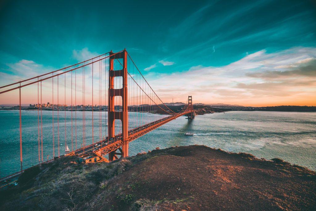 Pont de San Fransisco, USA